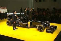 Renault F1 Team la livrea