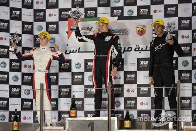 F4 UAE Trophy: Abu Dhabi