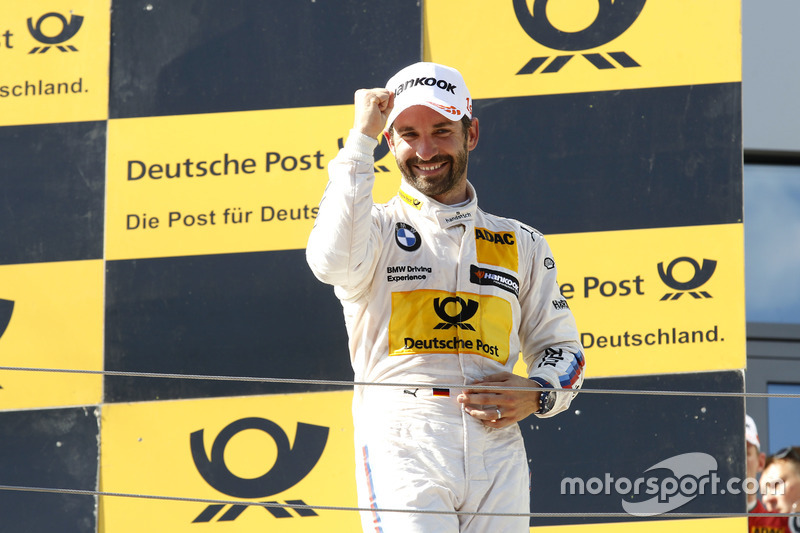 Red Bull Ring (Carrera 2): Timo Glock, BMW Team RMG, BMW M4 DTM