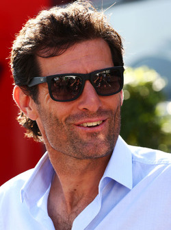 WEC-Champion Mark Webber