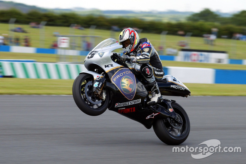 Jeremy McWilliams, Proton Team KR