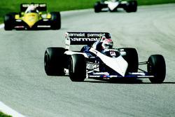 Nelson Piquet, Brabham BMW