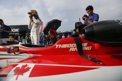 Lance Stroll, Prema Powerteam, Dallara F312, Mercedes-Benz