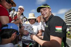 Ференц Фіча, Honda Team Zengo, Honda Civic WTCC