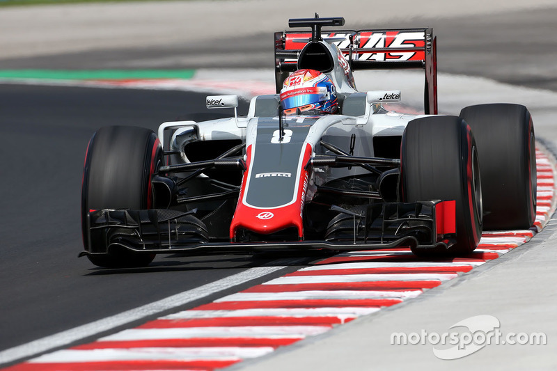11. Romain Grosjean, Haas F1 Team VF-16