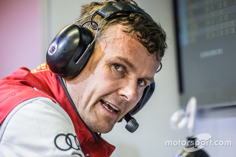 #7 Audi Sport Team Joest Audi R18: Марсель Фасслер