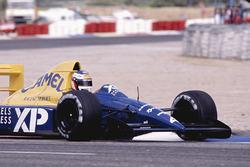 Jean Alesi, Tyrrell 018