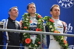 LMP2 podium: third place Tristan Gommendy, Jonathan Hirschi, Graff Racing