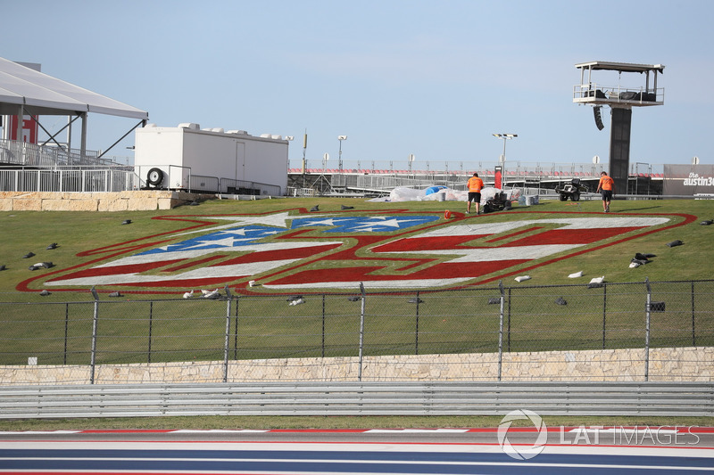 Nicky Hayden tribute hill