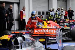 Марк Веббер, Red Bull Racing, Фернандо Алонсо, Ferrari
