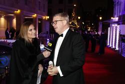 Julia Piquet entrevista a Ross Brawn, Director General de Motorsports, FOM