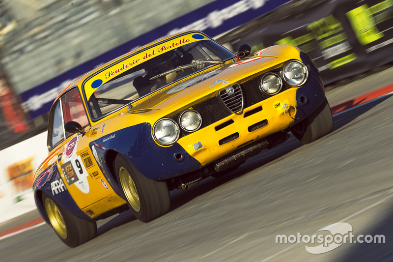 Alessandro Morteo, Alfa Romeo GTAm