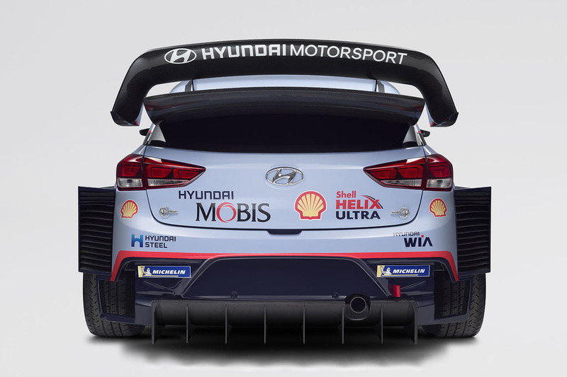 Hyundai i20 Coupe WRC Präsentation