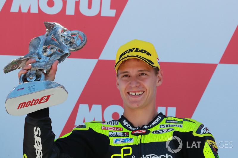 Podio: Fabio Quartararo, Speed Up Racing
