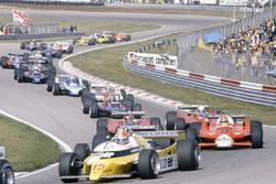 GP Niederlande 1980 in Zandvoort