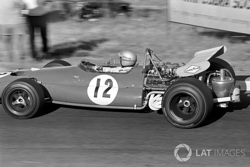 GP de Mônaco 1970 – Jack Brabham