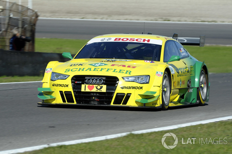 2013 (машина чемпиона): Audi RS 5 DTM
