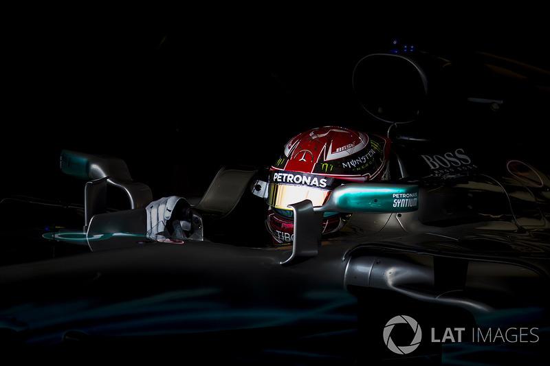 États-Unis - Lewis Hamilton