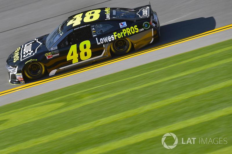35. Jimmie Johnson, Hendrick Motorsports, Chevrolet