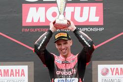 Подіум: Марко Меландрі, Aruba.it Racing-Ducati SBK Team