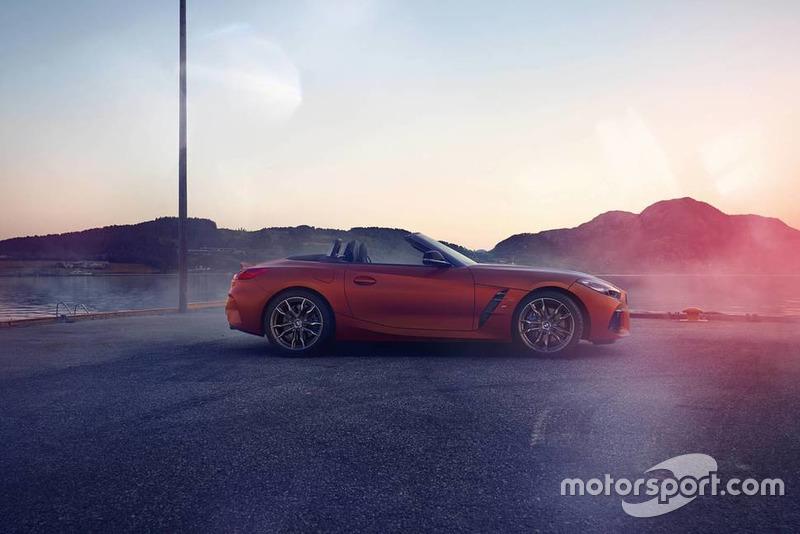 BMW Z4 M40i 2019 року