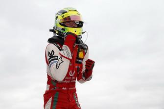Race winner Mick Schumacher, PREMA Theodore Racing Dallara F317 - Mercedes-Benz