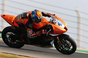 Sam Hornsey, Profiles Racing