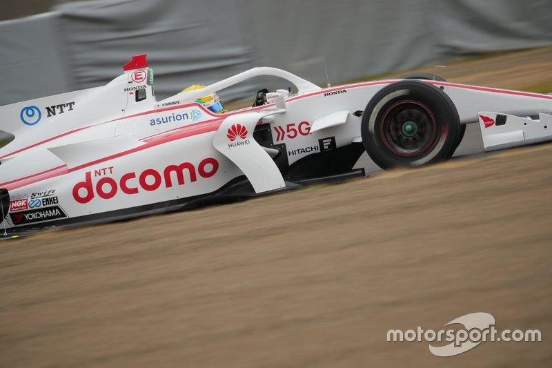 Naoki Yamamoto, Dandelion Racing