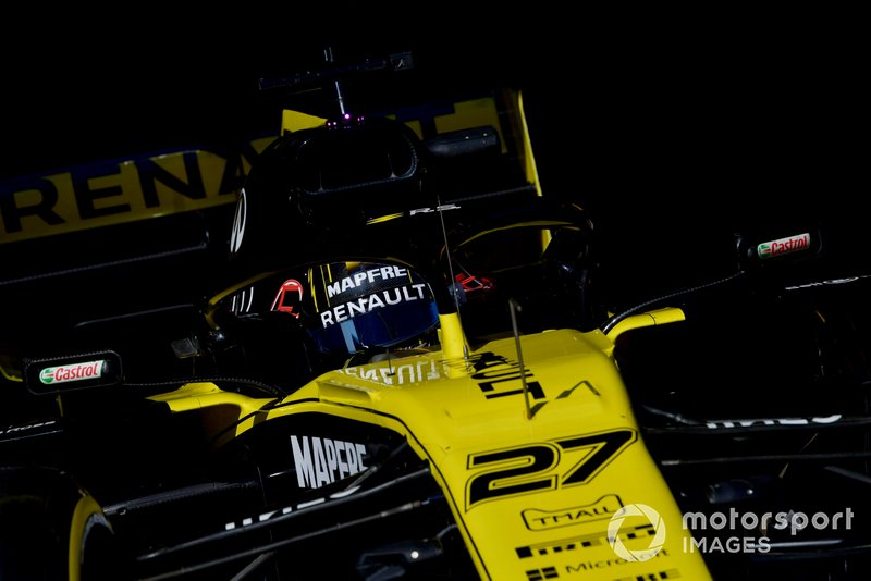 Ніко Хюлькеберг, Renault F1 Team R.S. 19