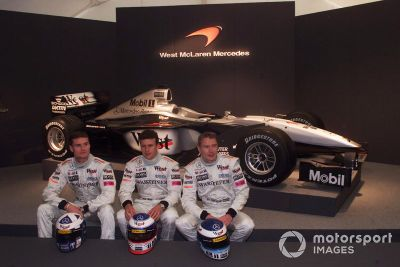 McLaren Mercedes launch
