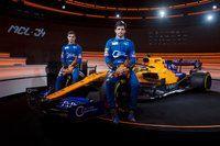 Presentación McLaren