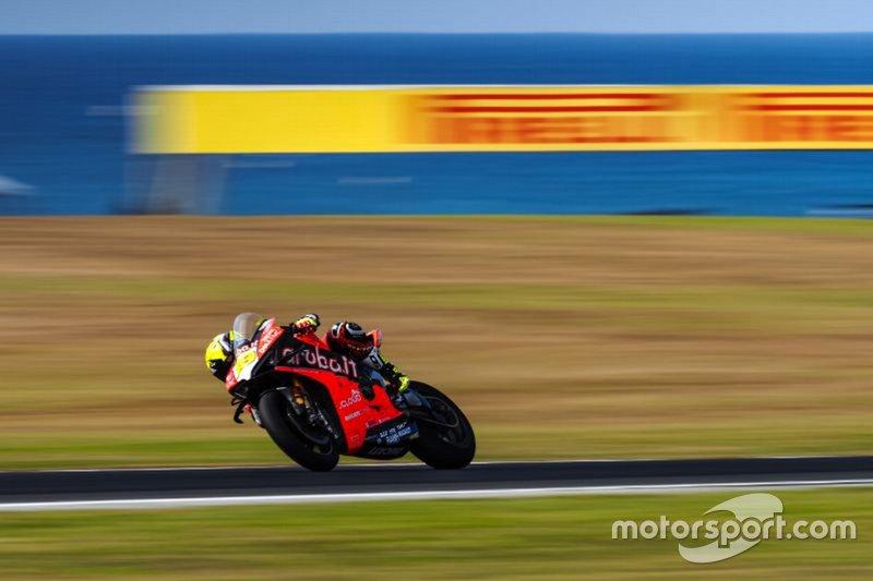 Álvaro Bautista, Aruba.it Racing , Ducati