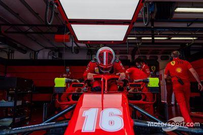 Ferrari - Testy na Mugello