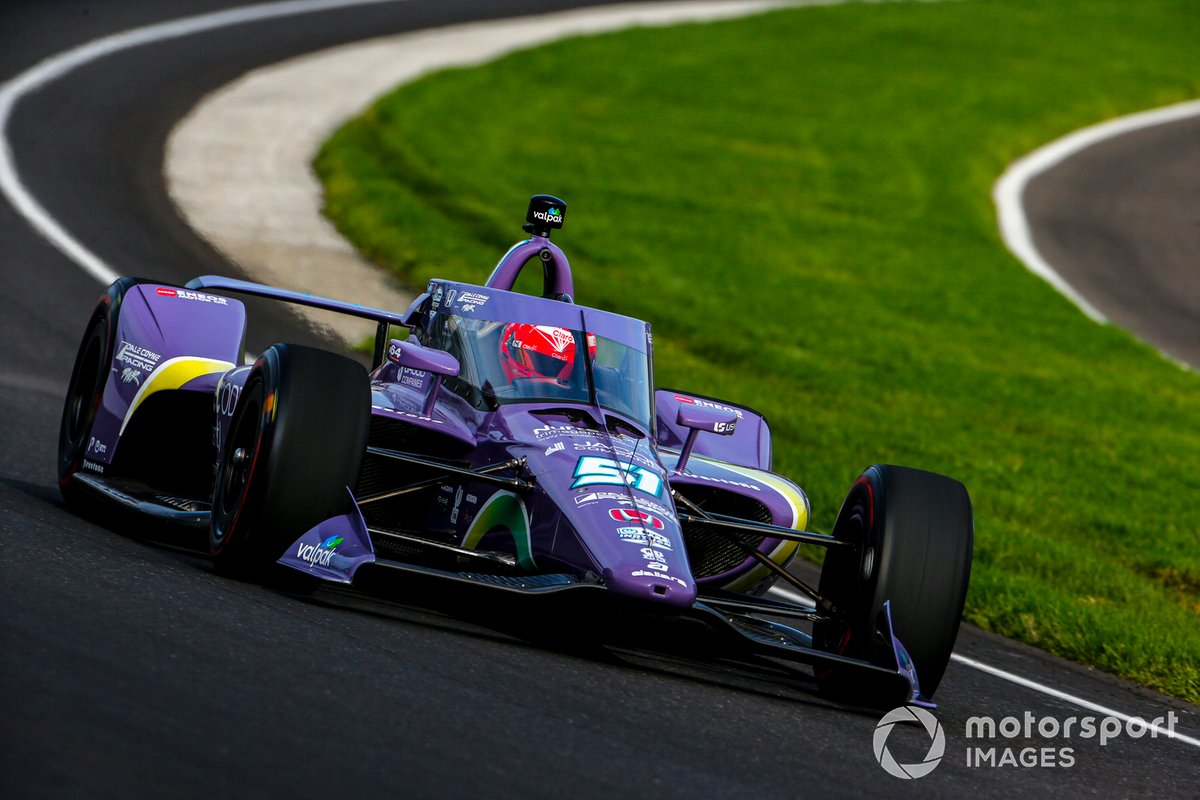 Pietro Fittipaldi, Dale Coyne Racing with Rick Ware Racing Honda