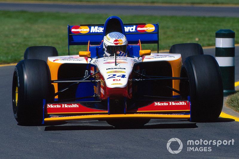 Aviez-vous une idole en Formule 1 quand vous étiez petit ?