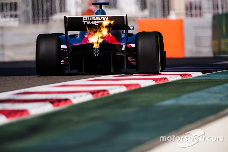 Формула 2, 12-й этап, «Яс-Марина»