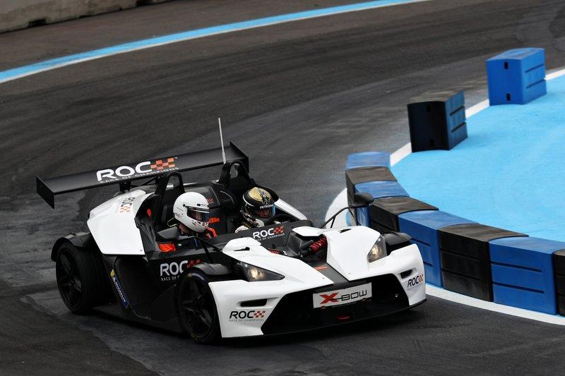 Brendon Leigh pilote la KTM X-Bow Comp R