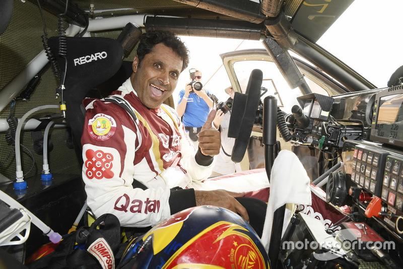 #306 Toyota Gazoo Racing South Africa Toyota: Nasser Al Attiya