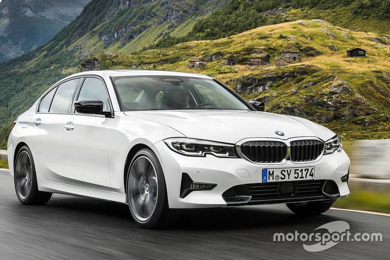 BMW 3er m-sport 2019 року