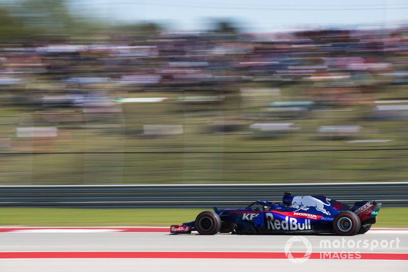 6. Brendon Hartley, Toro Rosso STR13