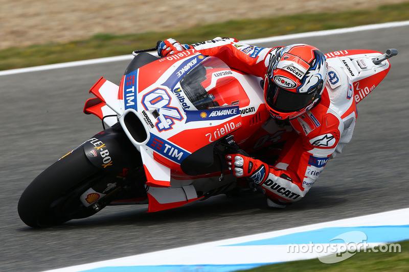 Ducati Team, Ducati Desmosedici GP: Andrea Dovizioso