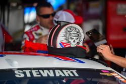 Tony Stewart, Stewart-Haas Racing kask