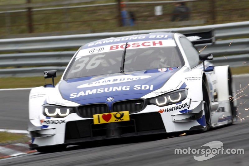 21. Maxime Martin, BMW Team RBM, BMW M4 DTM