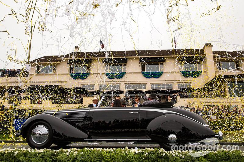 Best of Show Award 2016: Lancia Astura Pininfarina Cabriolet von 1936
