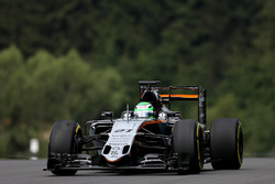 Нико Хюлькенберг, Sahara Force India