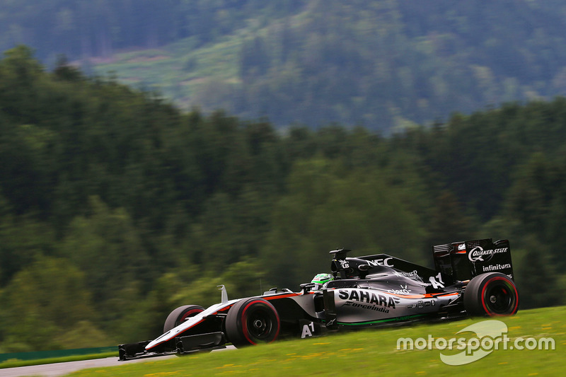 2. Nico Hülkenberg, Sahara Force India F1 VJM09