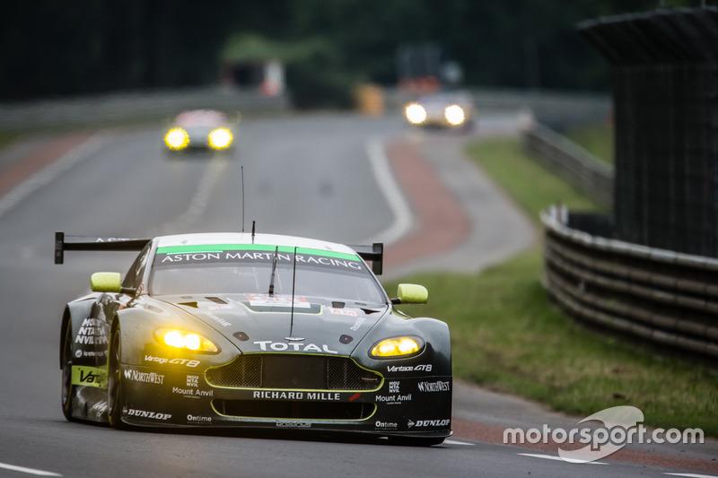 2. LMGTE-Am: #98 Aston Martin Racing, Aston Martin Vantage