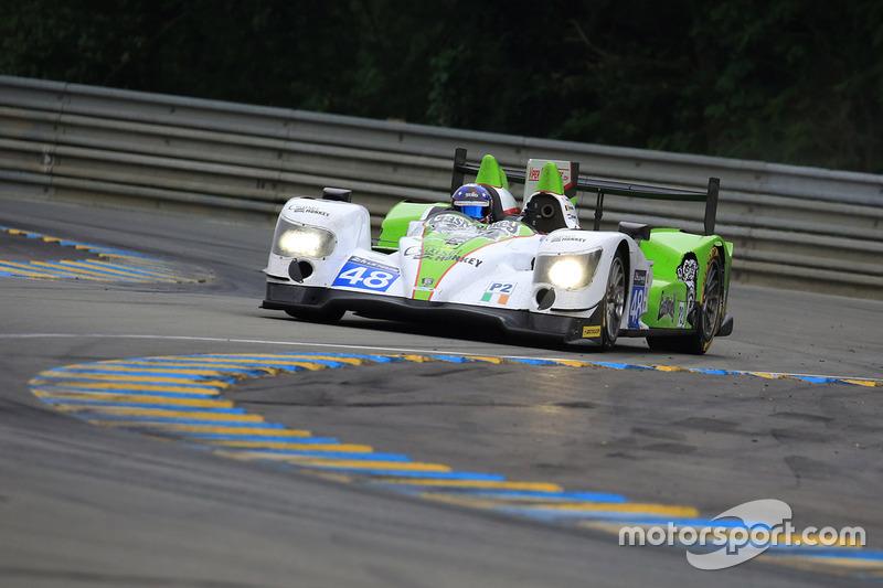 17. LMP2: #48 Murphy Prototypes, Oreca 03R Nissan