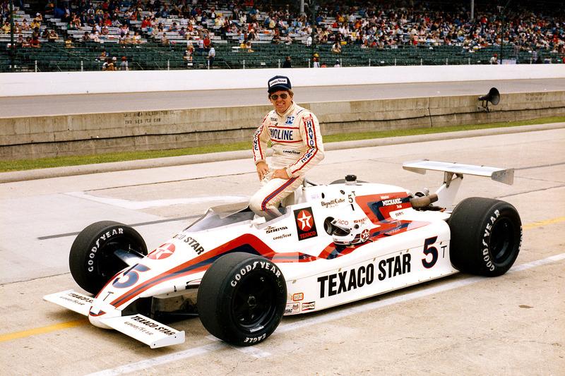 1983 - Tom Sneva, March/Cosworth