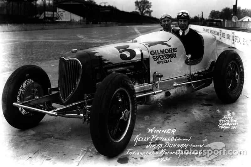 1935: Келли Петилло